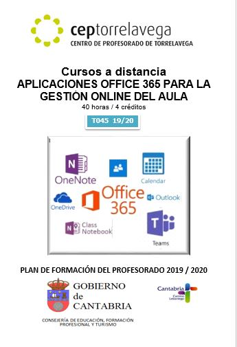 T045 Aplic. Office 365